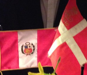 Peru - Danmark